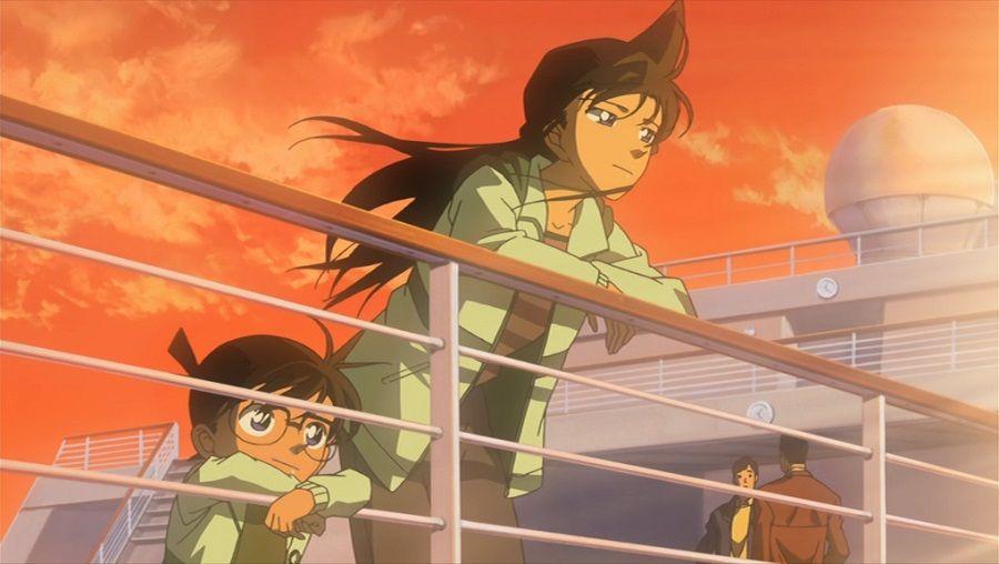 Détective Conan - Film 09 : Stratégie en profondeur - Combo Blu-ray + DVD - Screenshot 1