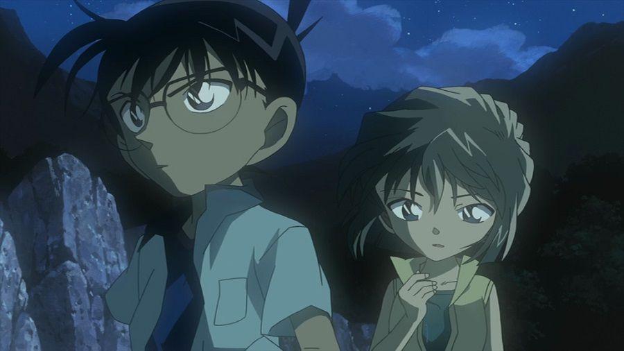 Détective Conan - Film 11 : Jolly Roger et le Cercueil bleu azur - Combo Blu-ray + DVD - Screenshot 5