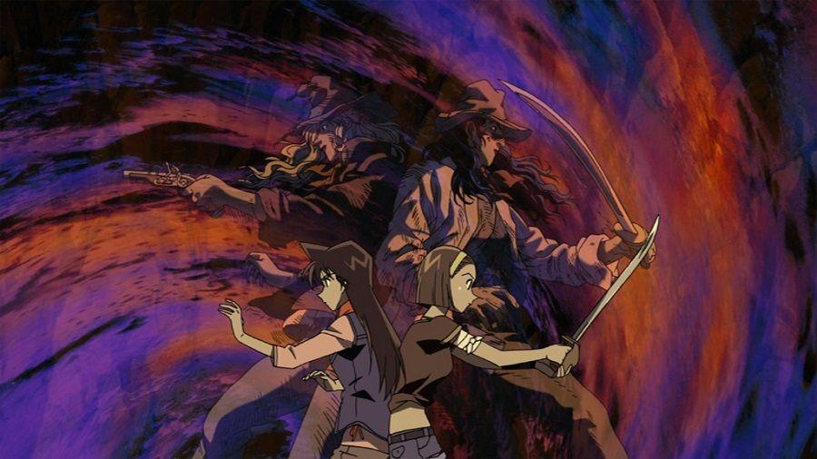 Détective Conan - Film 11 : Jolly Roger et le Cercueil bleu azur - Combo Blu-ray + DVD - Screenshot 7