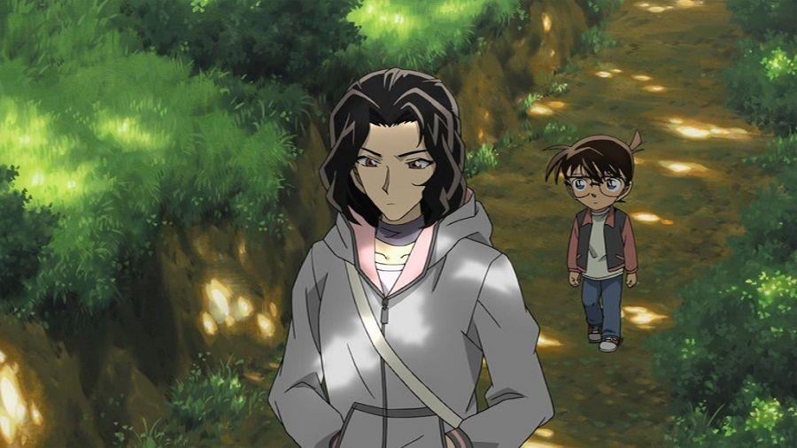 Détective Conan - Film 12 : La Mélodie de la peur - Combo Blu-ray + DVD - Screenshot 6