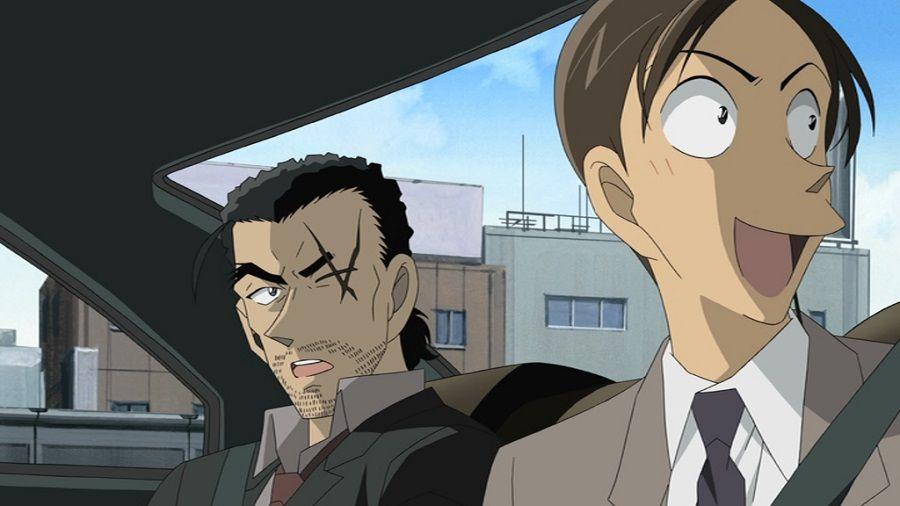 Détective Conan - Film 13 : Le Chasseur noir de jais - Combo Blu-ray + DVD - Screenshot 4