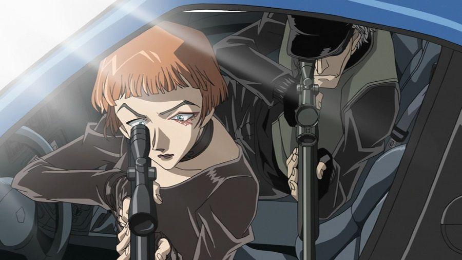 Détective Conan - Film 13 : Le Chasseur noir de jais - Combo Blu-ray + DVD - Screenshot 6
