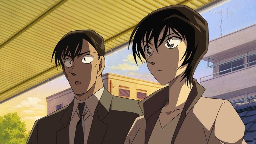 Détective Conan - Film 13 : Le Chasseur noir de jais - Combo Blu-ray + DVD - Screenshot 7