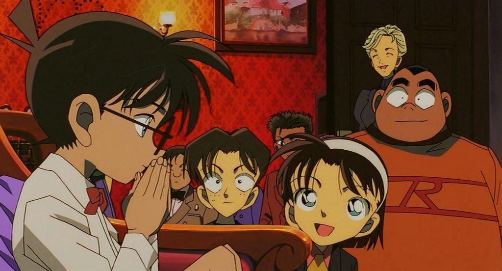 Détective Conan - Film 06 : Le Fantôme de Baker Street - Combo Blu-ray + DVD - Screenshot 5