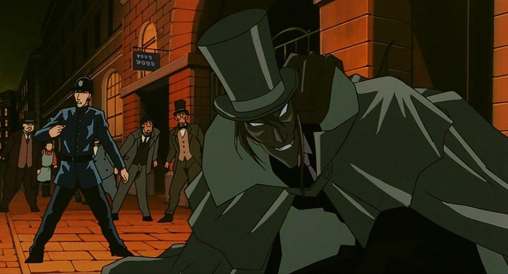 Détective Conan - Film 06 : Le Fantôme de Baker Street - Combo Blu-ray + DVD - Screenshot 7