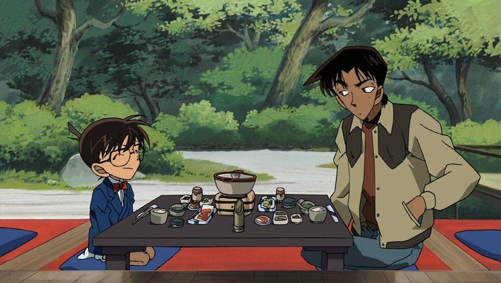 Détective Conan - Film 07 : Croisement dans l'ancienne capitale - Combo Blu-ray + DVD - Screenshot 3