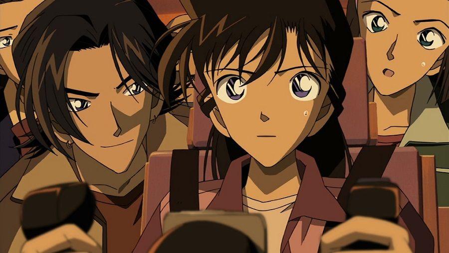 Détective Conan - Film 08 : Le Magicien du ciel argenté - Combo Blu-ray + DVD - Screenshot 5