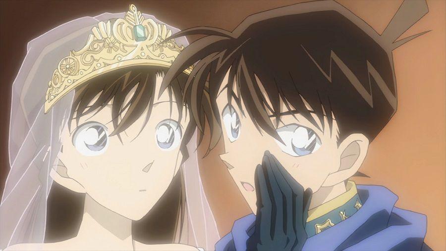 Détective Conan - Film 08 : Le Magicien du ciel argenté - Combo Blu-ray + DVD - Screenshot 6