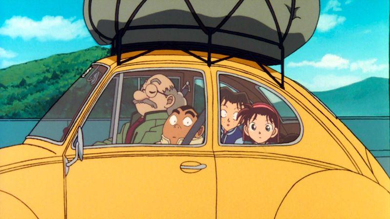 Détective Conan - Film 05 : Décompte aux cieux - Combo Blu-ray + DVD - Screenshot 1
