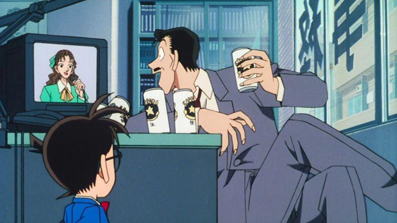Détective Conan - Film 05 : Décompte aux cieux - Combo Blu-ray + DVD - Screenshot 6