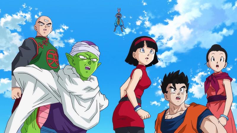 Dragon Ball Z - Film 14 - Battle of Gods - DVD - Screenshot 2