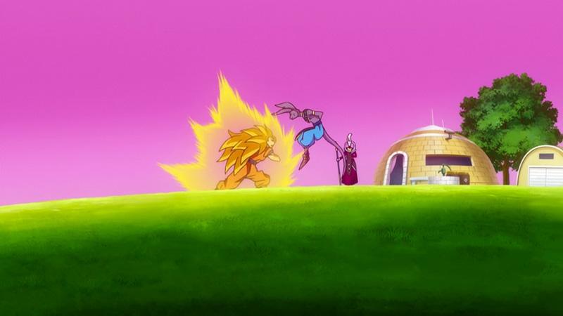 Dragon Ball Z - Film 14 - Battle of Gods - DVD - Screenshot 4