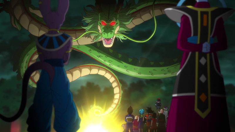 Dragon Ball Z - Film 14 - Battle of Gods - DVD - Screenshot 7