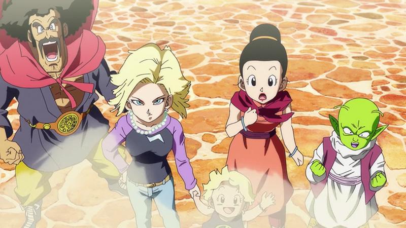 Dragon Ball Z - Film 14 - Battle of Gods - DVD - Screenshot 8