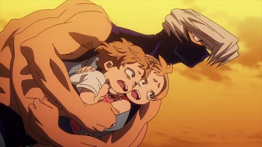 My Hero Academia - Heroes:Rising DVD - Screenshot 5