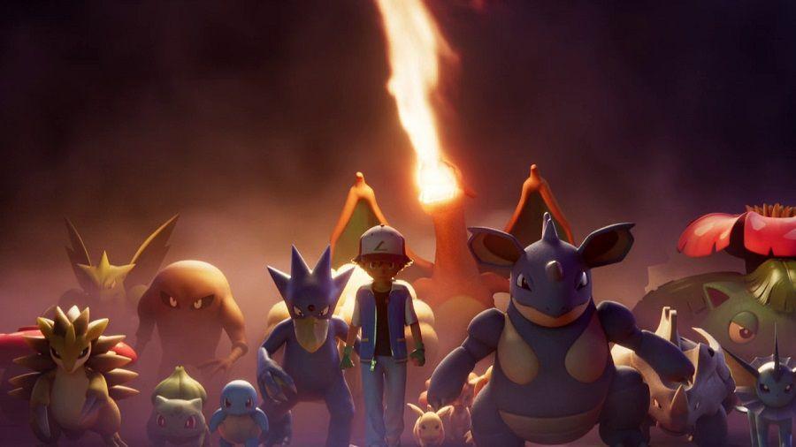 Pokémon - Film 22 - Mewtwo contre-attaque – Évolution - Screenshot 4