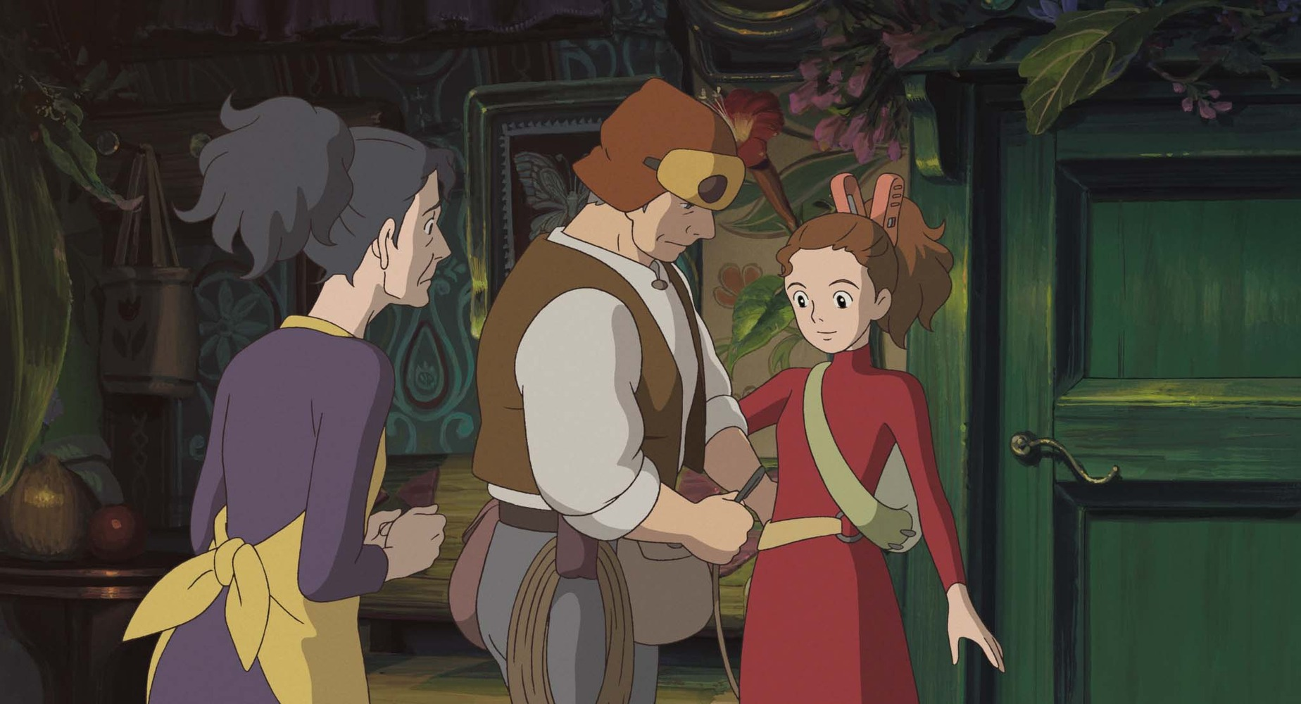 Arrietty - Le petit monde des Chapardeurs - Blu-Ray - Screenshot 3