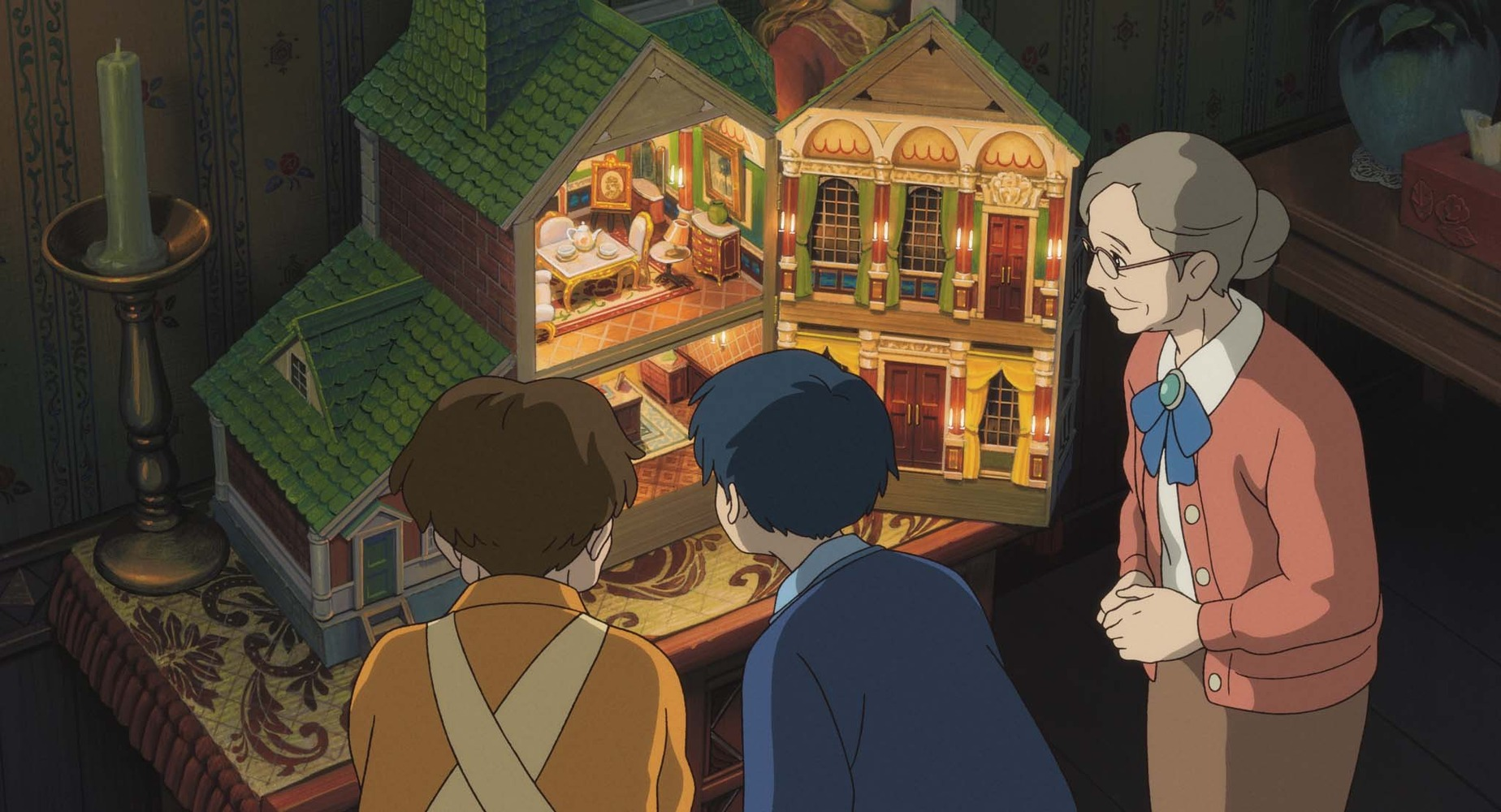 Arrietty - Le petit monde des Chapardeurs - Blu-Ray - Screenshot 6