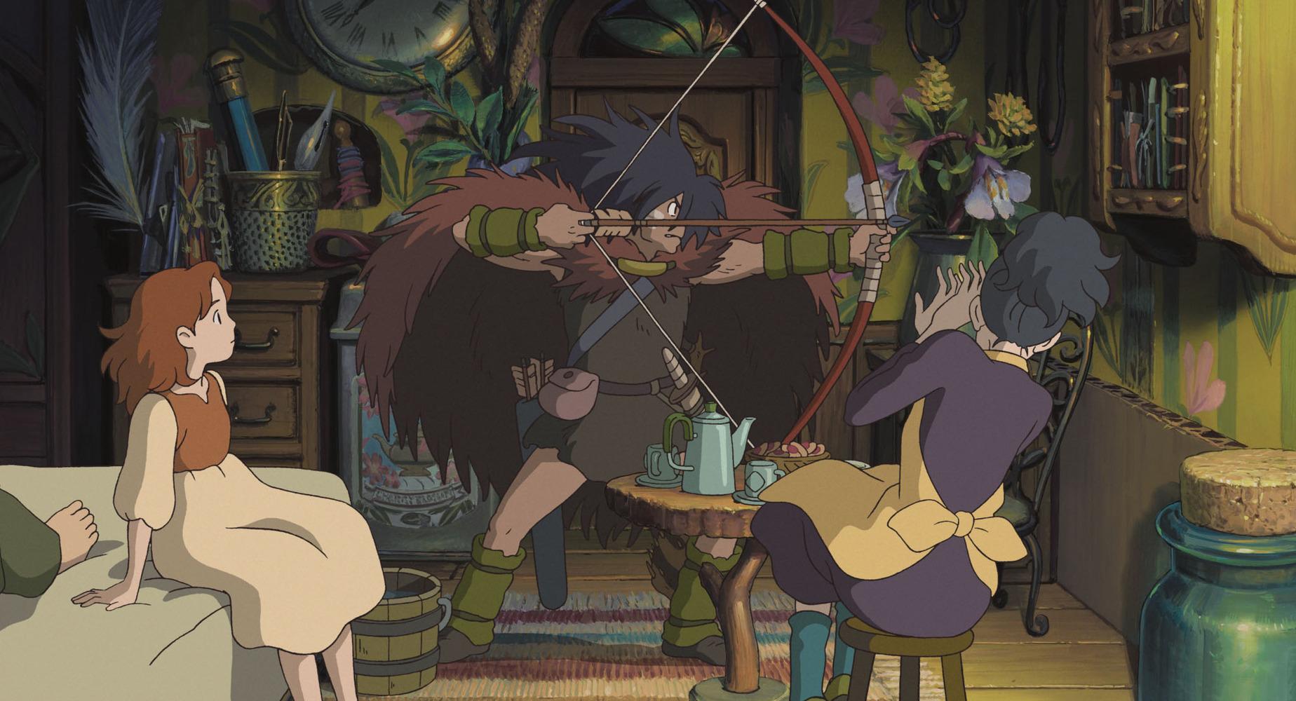 Arrietty - Le petit monde des Chapardeurs - Blu-Ray - Screenshot 8