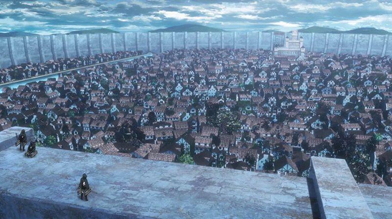 Attaque des Titans (l') - Saison 3 - Coffret Blu-Ray Vol.2 - Screenshot 1
