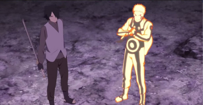 Boruto - Naruto The Movie - Blu-Ray + DVD - Screenshot 7