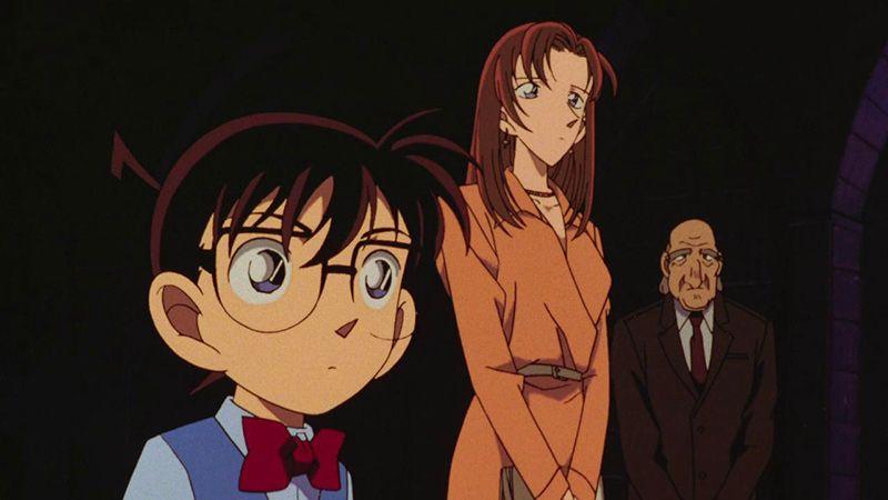 Détective Conan - Film 03 - Le Dernier Magicien Du Siècle - Screenshot 2