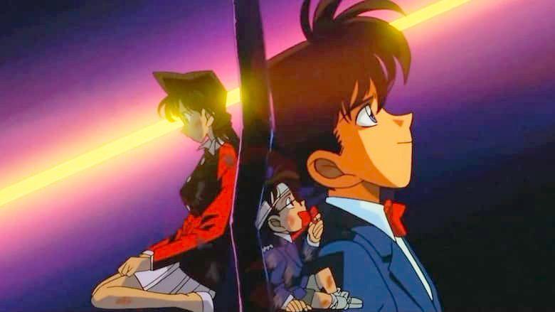 Détective Conan - Film 01 : Le Gratte-Ciel infernal - Combo Blu-ray + DVD - Screenshot 4