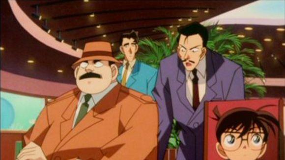 Détective Conan - Film 02 : La Quatorzième Cible - Combo Blu-ray + DVD - Screenshot 2