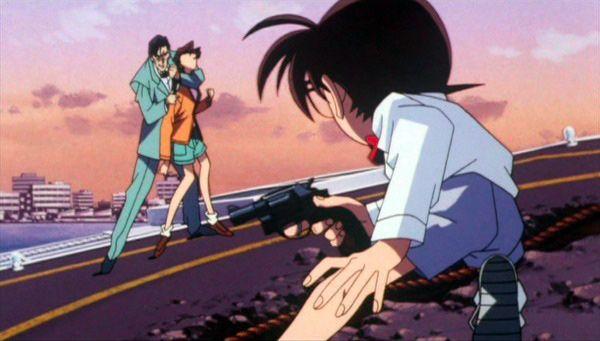 Détective Conan - Film 02 : La Quatorzième Cible - Combo Blu-ray + DVD - Screenshot 4