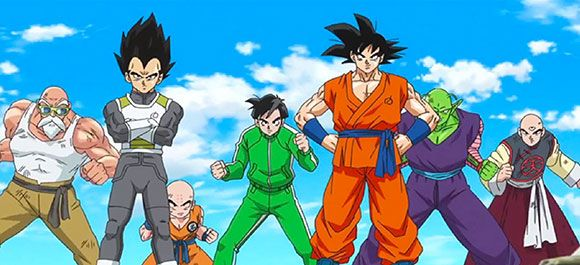 Critique du Blu-Ray Dragon Ball Z - Golden Box - Steelbox
