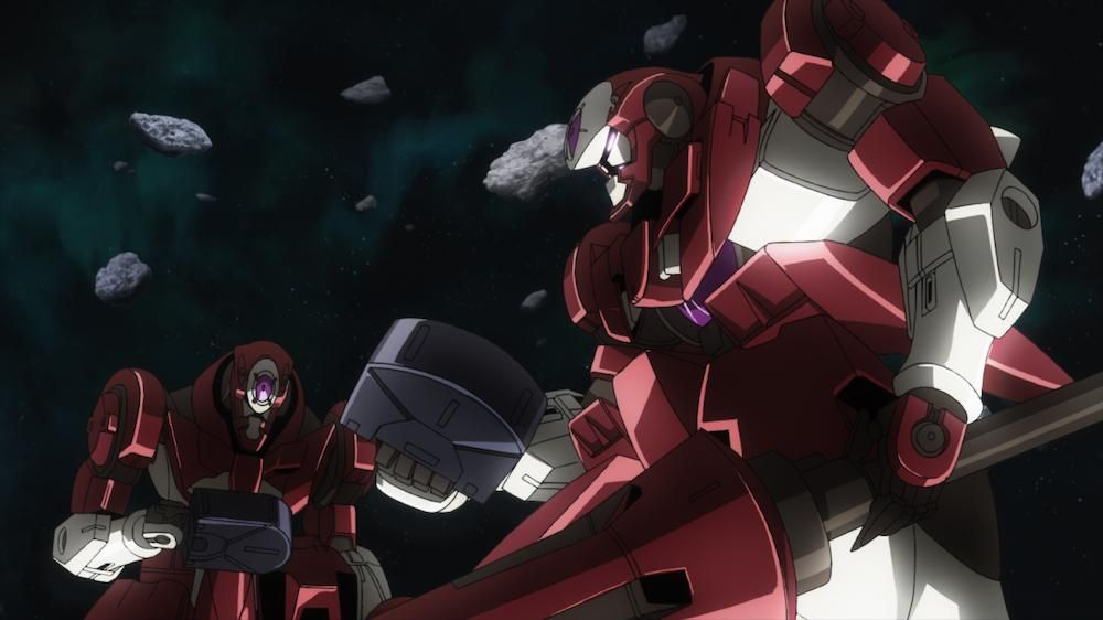 Mobile Suit Gundam 00 - Saison 2 - Collector - Blu-Ray - Screenshot 1