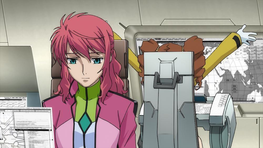 Mobile Suit Gundam 00 - Saison 2 - Collector - Blu-Ray - Screenshot 4