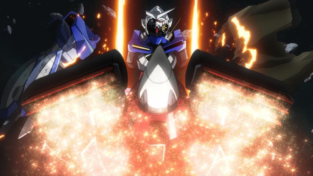 Mobile Suit Gundam 00 - Saison 2 - Collector - Blu-Ray - Screenshot 7