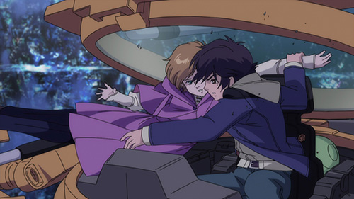 Mobile Suit Gundam Unicorn - Blu-Ray Vol.1 - Screenshot 4