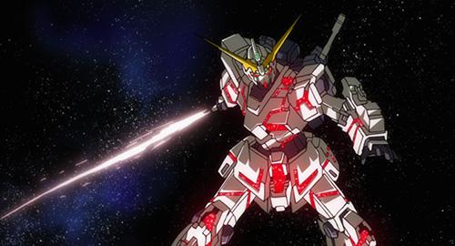 Mobile Suit Gundam Unicorn - Blu-Ray Vol.1 - Screenshot 5