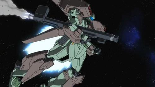 Mobile Suit Gundam Unicorn - Blu-Ray Vol.2 - Screenshot 4