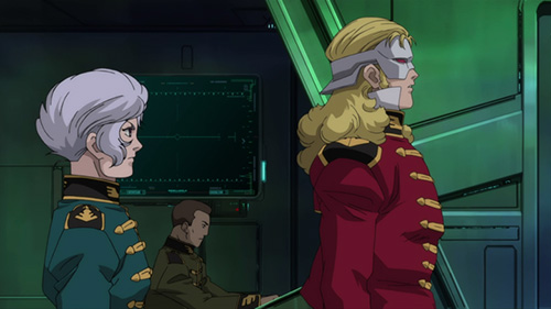 Mobile Suit Gundam Unicorn - Blu-Ray Vol.3 - Screenshot 5