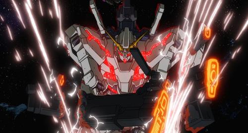 Mobile Suit Gundam Unicorn - Blu-Ray Vol.3 - Screenshot 8
