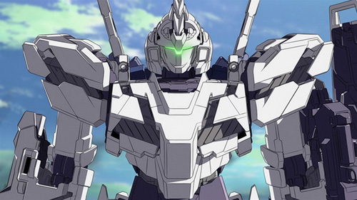 Mobile Suit Gundam Unicorn - Blu-Ray Vol.4 - Screenshot 3
