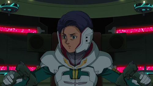 Mobile Suit Gundam Unicorn - Blu-Ray Vol.4 - Screenshot 4