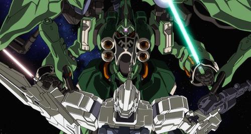 Mobile Suit Gundam Unicorn - Blu-Ray Vol.4 - Screenshot 6