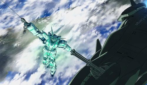 Mobile Suit Gundam Unicorn - Blu-Ray Vol.5 - Screenshot 2