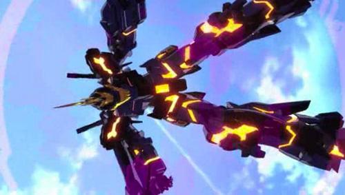 Mobile Suit Gundam Unicorn - Blu-Ray Vol.5 - Screenshot 8