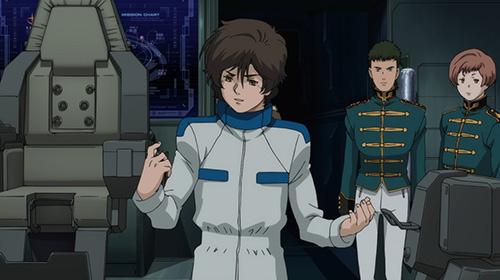 Mobile Suit Gundam Unicorn - Blu-Ray Vol.6 - Screenshot 1