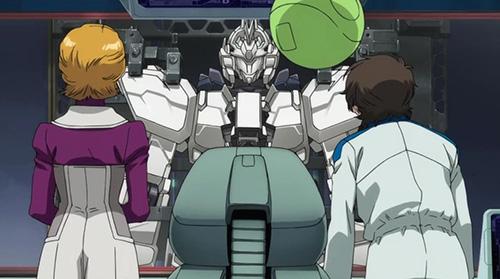 Mobile Suit Gundam Unicorn - Blu-Ray Vol.6 - Screenshot 2