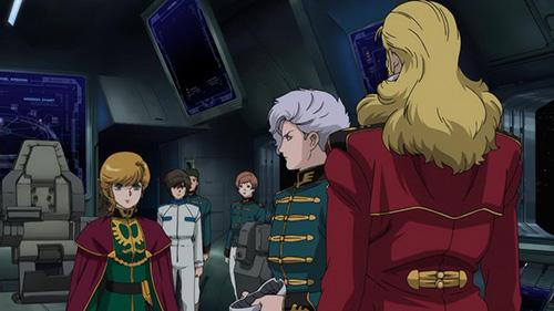 Mobile Suit Gundam Unicorn - Blu-Ray Vol.6 - Screenshot 3