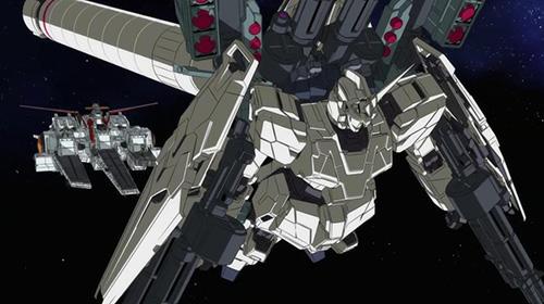 Mobile Suit Gundam Unicorn - Blu-Ray Vol.6 - Screenshot 4