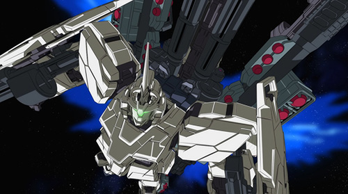Mobile Suit Gundam Unicorn - Blu-Ray Vol.6 - Screenshot 6