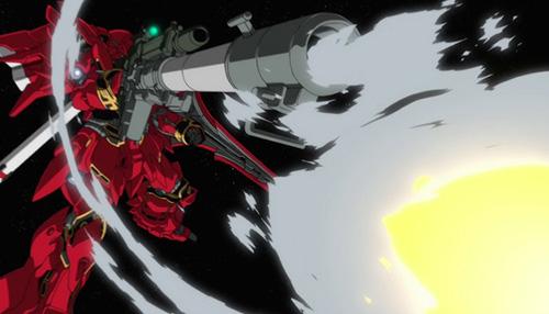 Mobile Suit Gundam Unicorn - Blu-Ray Vol.6 - Screenshot 8