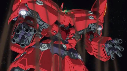 Mobile Suit Gundam Unicorn - Blu-Ray Vol.7 - Screenshot 3